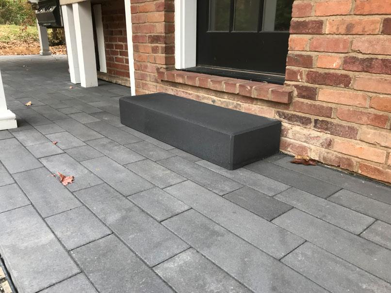 A patio design in St. Louis
